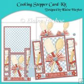 Cooking Stepper Card Kit