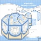 Wee Bobby Hexagon Gift Box