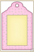Little Princess Gift Tag - REF_T576