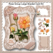 Rose Group Large Bracket Card Kit
