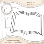 Open Book Template Commercial Use Ok