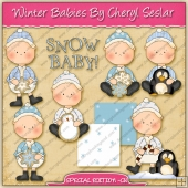 Winter Babies Collection - SPECIAL EDITION