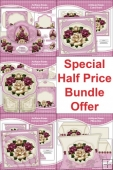Special Half Price Bundle - Antique Roses Sets