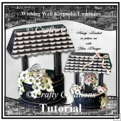 Wishing Well Keepsake/Luminary Tutorial