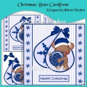 Christmas Bear Cardfront