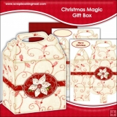 Christmas Magic Gift Box