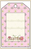 Sister Gift Tag - REF_T581