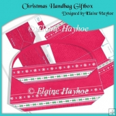 Christmas Handbag Giftbox