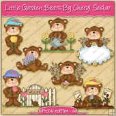 Little Garden Bears Collection - SPECIAL EDITION