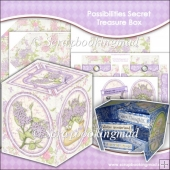 Possibilities Secret Treasure Box
