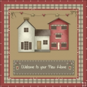 Welcome To Your New Home Download Topper Kit