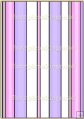 Backing Papers Single - Lilac Stripes - REF_BP_67