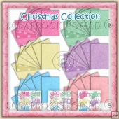 Christmas Download Collection 168 coordinating Items