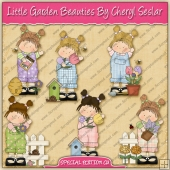 Little Garden Beauties Collection - SPECIAL EDITION