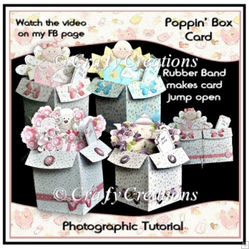 Poppin' Box Card Photo Tutorial