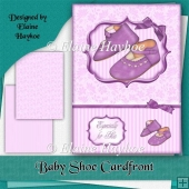 Baby Shoe Cardfront