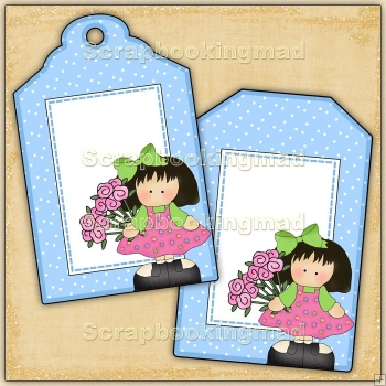 Thinking Of You Gift Tags - REF_T670 & REF_T671