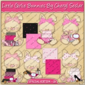 Little Girly Bunnies Collection - SPECIAL EDITION