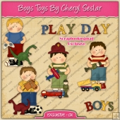 EXCLUSIVE Boys Toys Collection