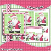 Joyful Santa Pyramage Download