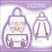 Fairy Tale Dreams Backpack Gift Box