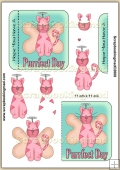 Have A Purrfect Day PDF Decoupage Download