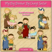 EXCLUSIVE My Big Brother Collection