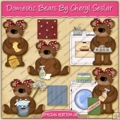 Domestic Bear Collection - SPECIAL EDITION