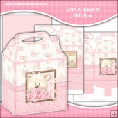 Grin N Bear It Gift Box