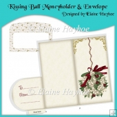 Kissing Ball Moneyholder & Envelope