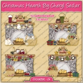 EXCLUSIVE Christmas Hearths Collection