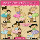 EXCLUSIVE My Big Sister Collection