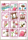 Simple Pleasures Topper Sheet PDF Download