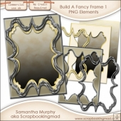 PNG Build A Fancy Frame 1 - CU OK