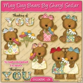 EXCLUSIVE May Day Bears Collection