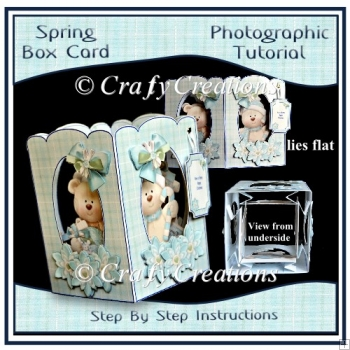 Spring Box Card Photographic Tutorial