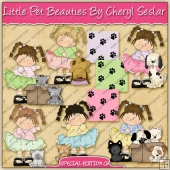 Little Pet Beauties Collection - SPECIAL EDITION