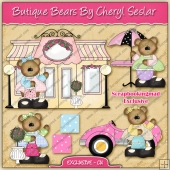 EXCLUSIVE Boutique Bears Collection