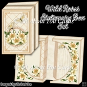 Wild Rose Stationery Box Set
