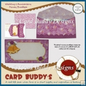 Wedding & Anniversary Money Envelope Kit