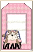 Purse Pets Gift Tag - REF_T659