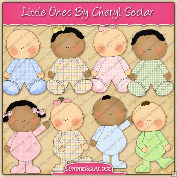 Little Ones Graphic Collection - REF - CS