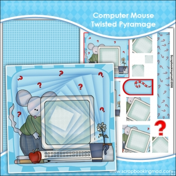 Computer Mouse Twisted Pyramage Download