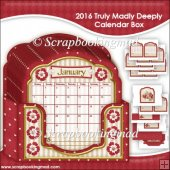2016 Truly Madly Deeply Calendar Box