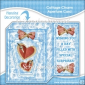 Cottage Charm Aperture Card & Envelope