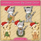 SPECIAL EDITION Christmas Critters Collection - REF - CS