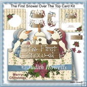 The First Snowel Over The Top Card Kit
