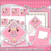 Sweetie Pie Spring Card JPEG Download