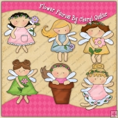 Flower Fairies Graphic Collection - REF - CS