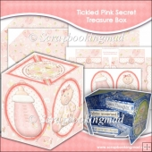 Tickled Pink Secret Treasure Box